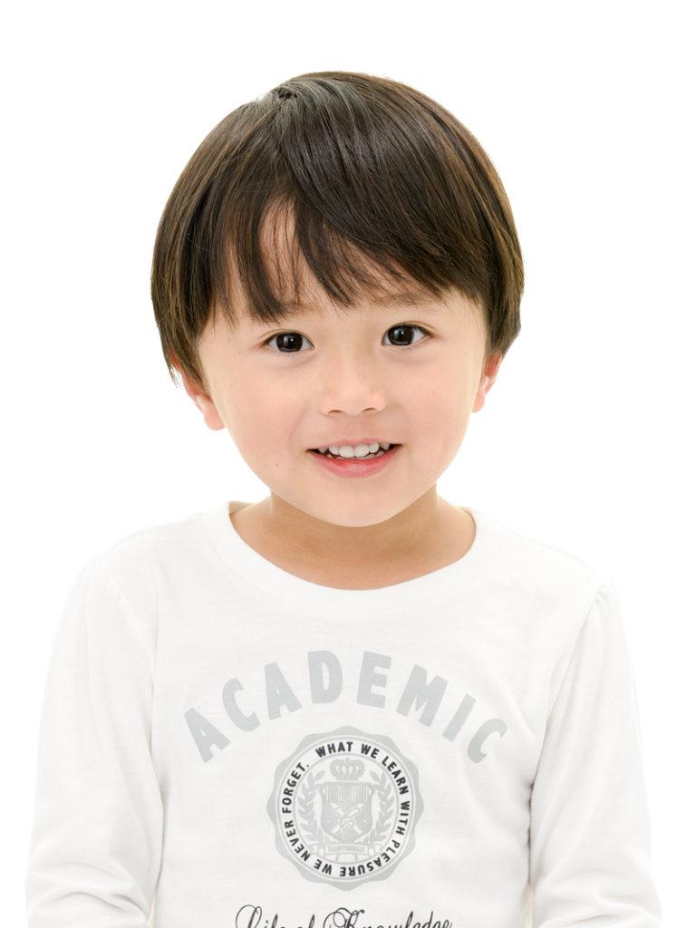 母になる息子3歳吉武歓