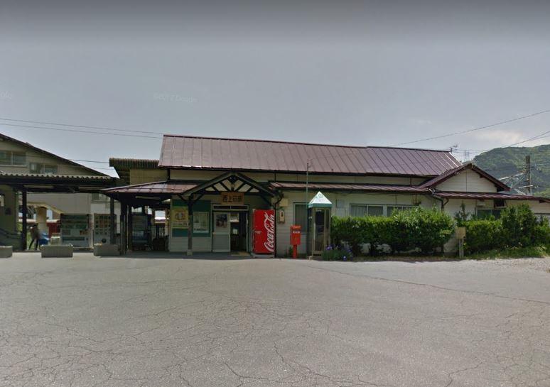 リバース西上田駅