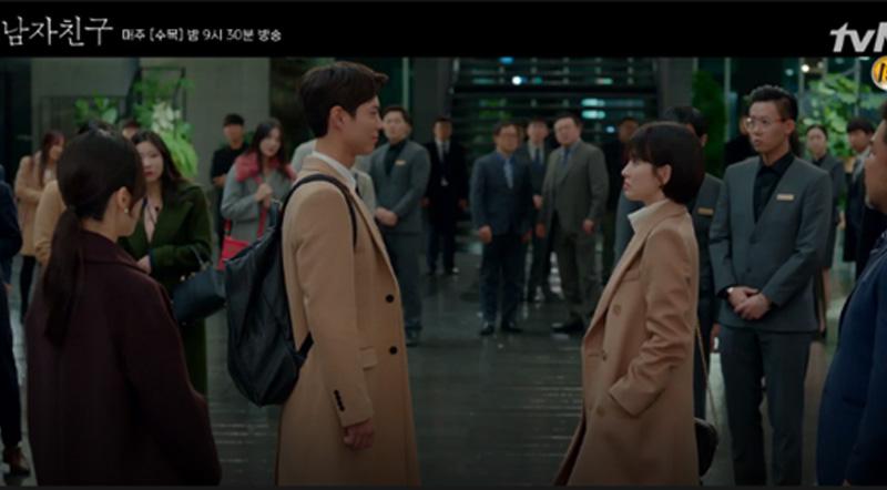韓国ドラマボーイフレンドあらすじ4話