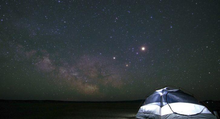 ひとりキャンプで食って寝る主題歌曲名